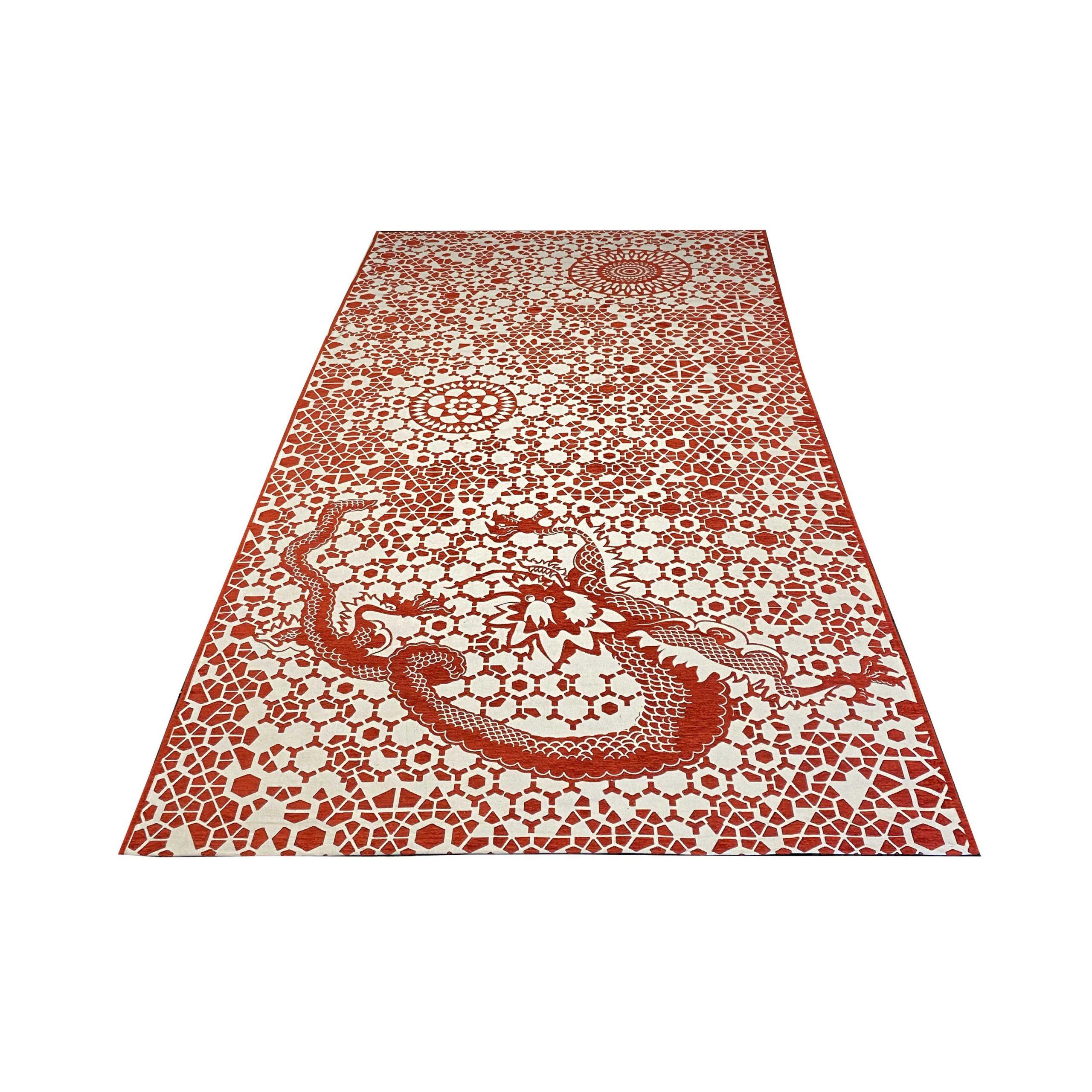 BIC Carpet Dragon Red