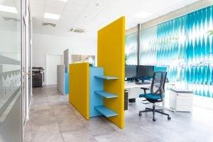Freisberg Inneneinrichtung & Innenarchitektur - Büro Weinheim