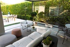Freisberg Inneneinrichtung & Innenarchitektur - Modernes Garten Driade
