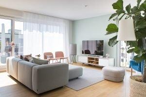 Freisberg Inneneinrichtung & Innenarchitektur - Wohnung Mannheim