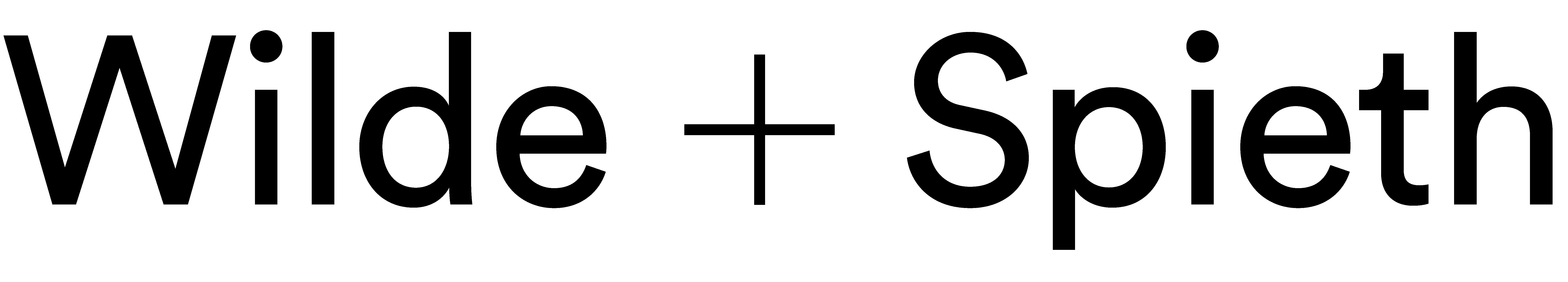 wilde+spieth Logo