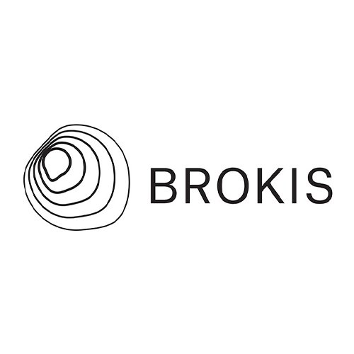 Logo Brokis Square