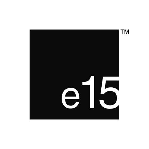 Logo e15 Square