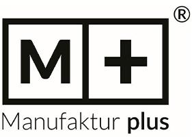 Manufaktur plus Logo Sale