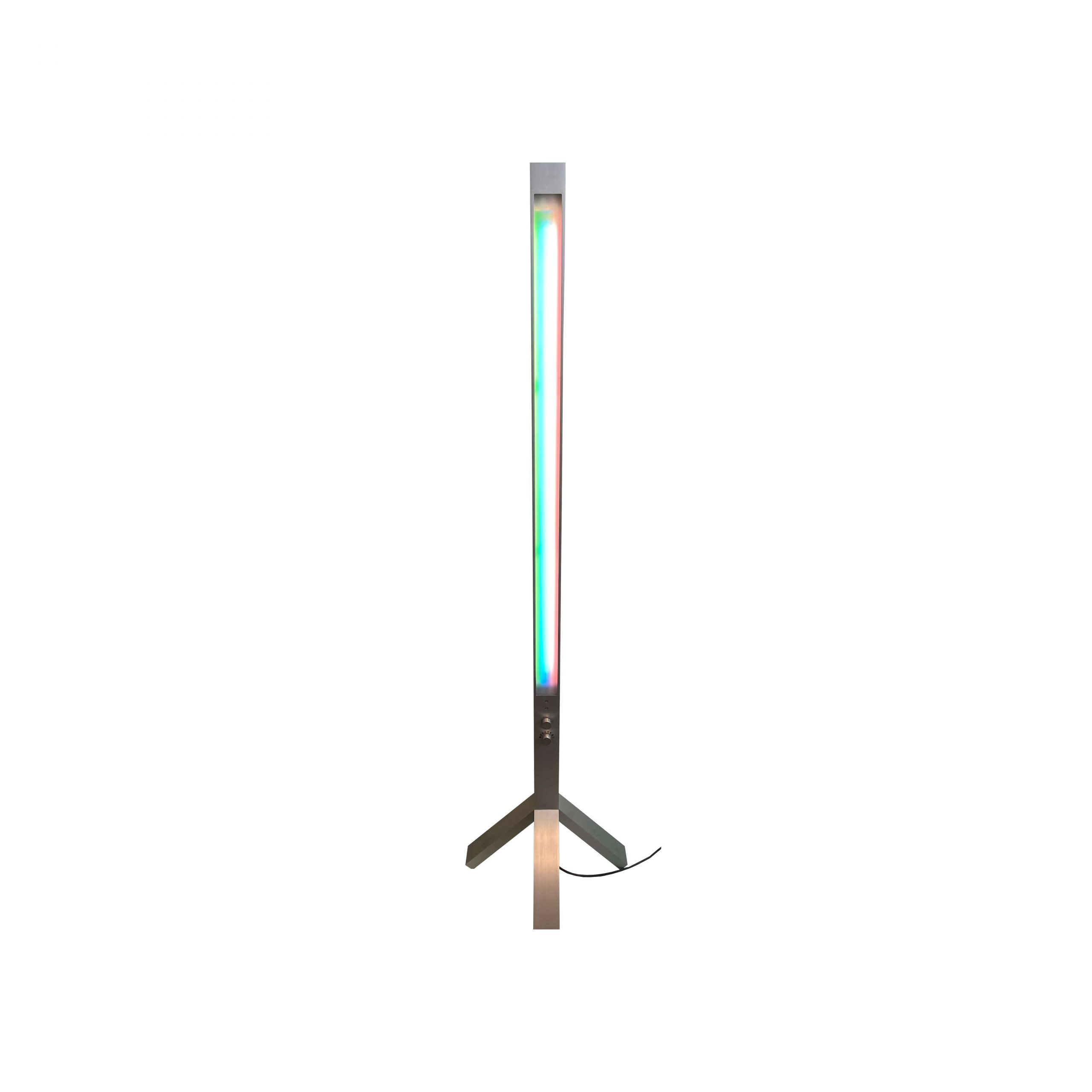 Stehlampe Bastcolore